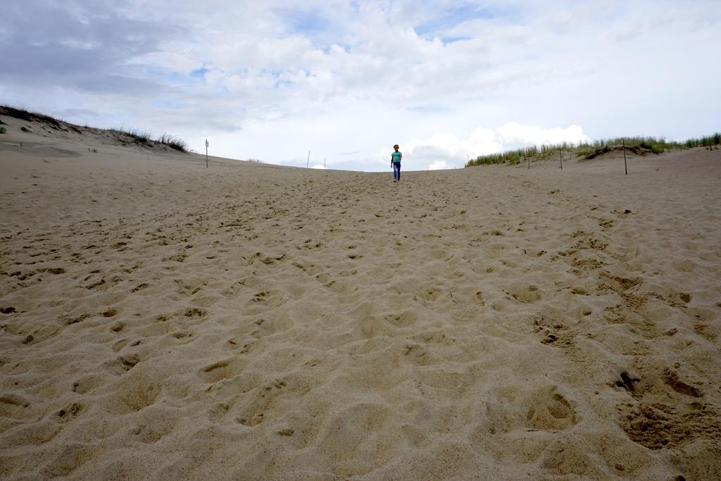 Sanddüne der Kurischen Nehrung, Litauen