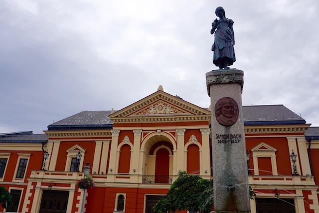 klaipeda-litauen-simon-dach-denkmal