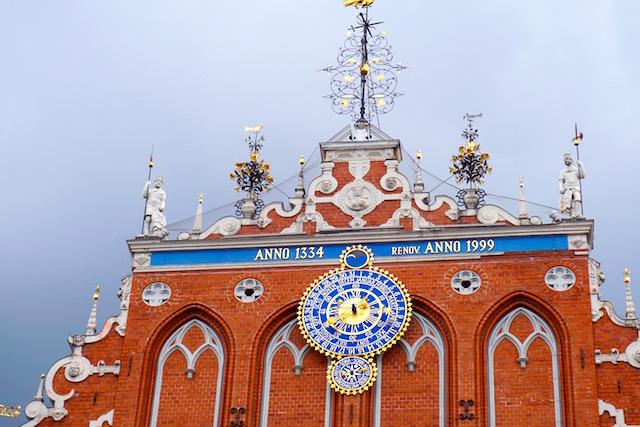 Riga, der perfekte Tag, Schwarzhäupterhaus