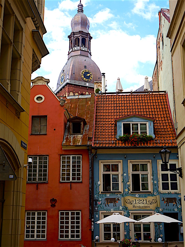 Sehenswürdigkeiten Riga