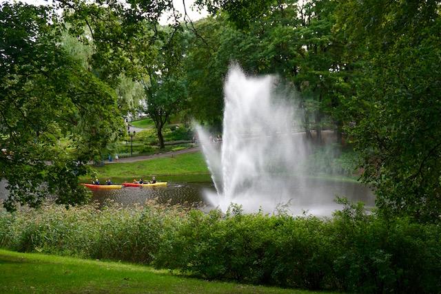 Rigas schönste Ecken, der grüne Gürtel um die Altstadt
