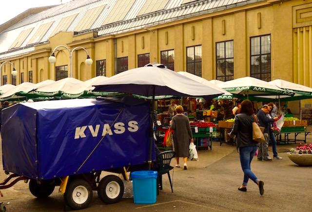 Riga - der perfekte Tag - Zentralmarkt Kvass