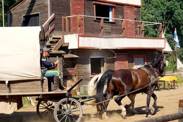 US Army Westernshow El Dorado Templin, Familientipp Brandenburg