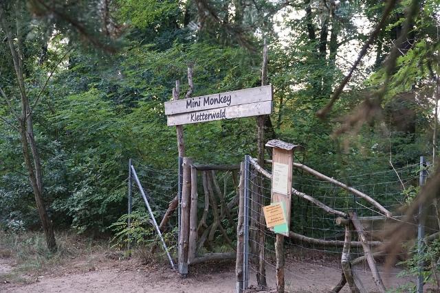 Kletterpark Briese, Ausflugstipp Familien Berlin
