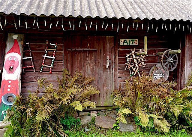 Estland für Kinder, Weihnachtsmannhof Korstna