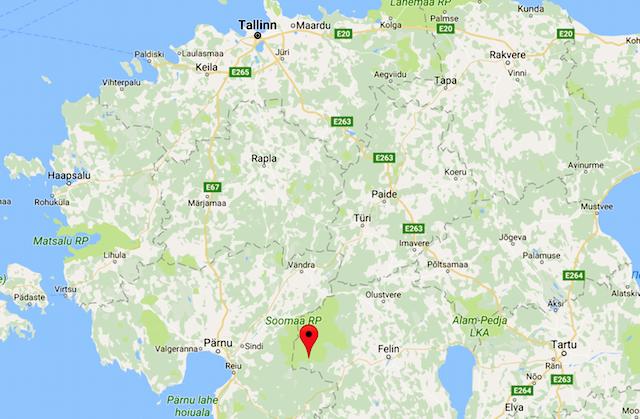 Moorwanderung Estland, Nationalpark Soomaa