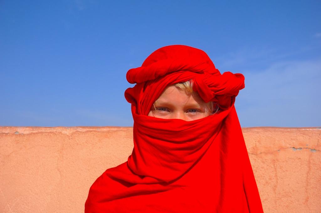 Marrakesch Reisetipps mit Kind