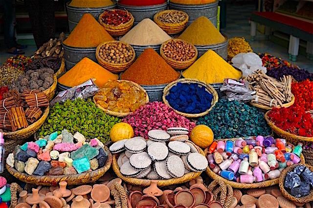 marrakesch-mit-kind-souk-gewuerze