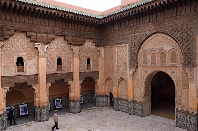 marrakesch-mit-kind-medersa-ben-youssef