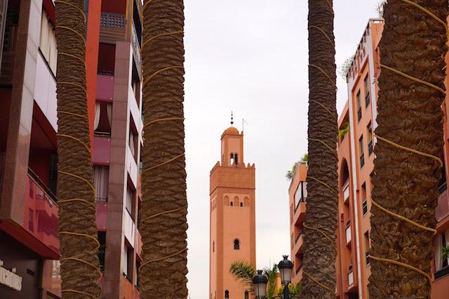 Marrakesch mit Kind, Neustadt