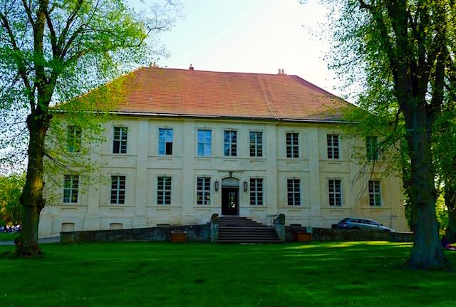 Märchenhütte im Schloss Schwante