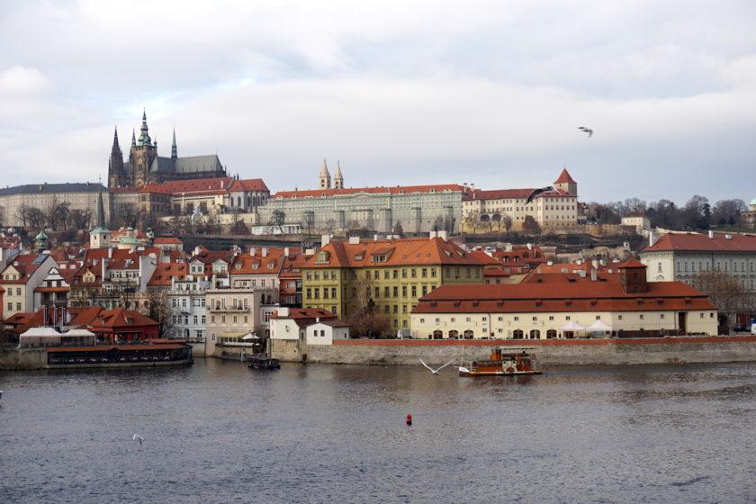 Prager Burg, Pragreise im Advent