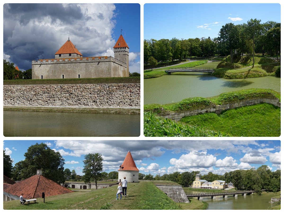 Estland_Festung Kuressaare