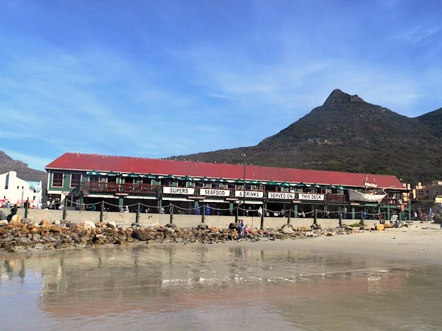 Hout Bay Mariner´s Wharf