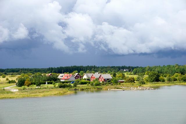 Insel Muhu, Estland
