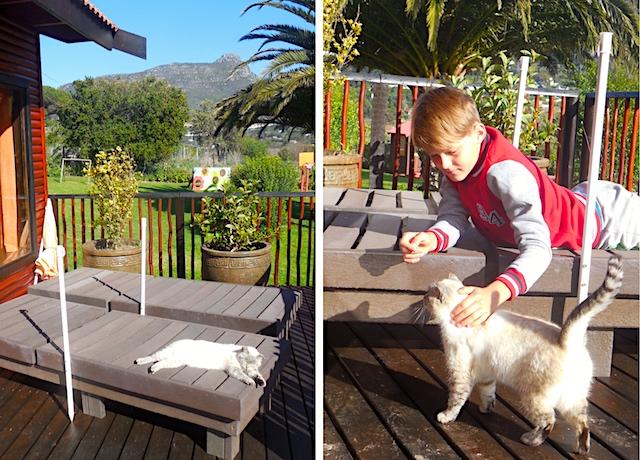 Kapstadt familienfreundliche Unterkunft