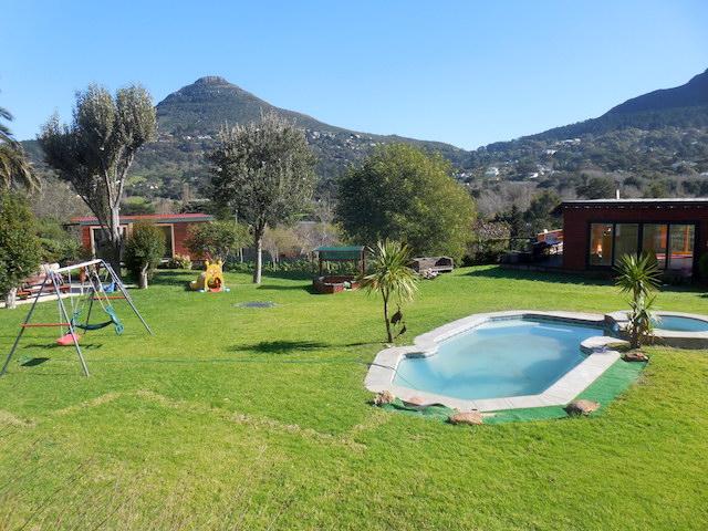 Kapstadt familienfreundliche Unterkunft, African family farm Hout Bay