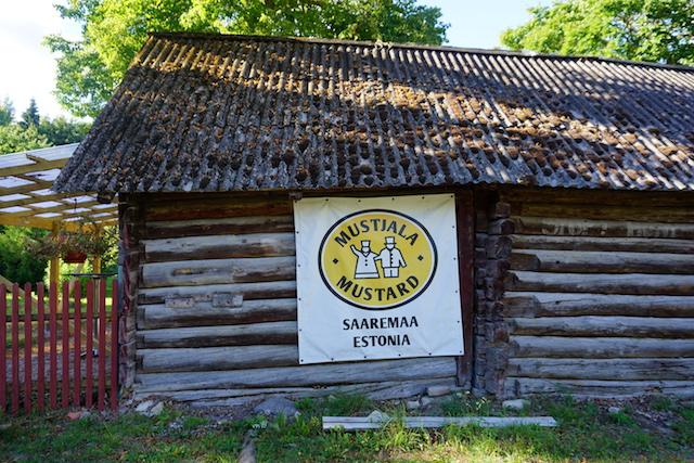 Mustjala Mustard Saaremaa