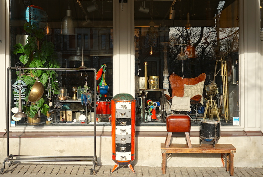 Göteborg Shoppen Wochenendtrip