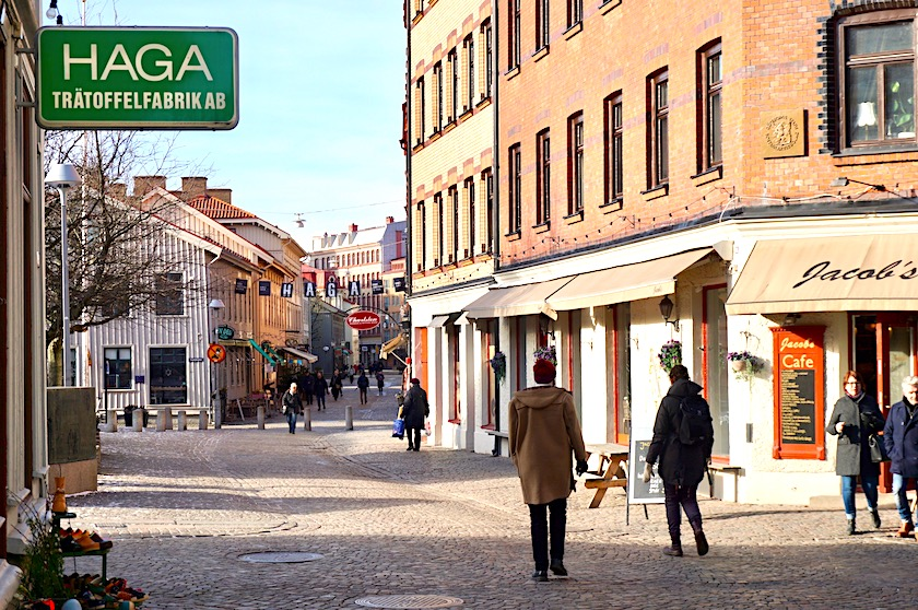 Göteborg Tipp Haga