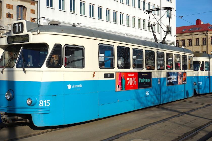 Göteborg Tipp Straßenbahn