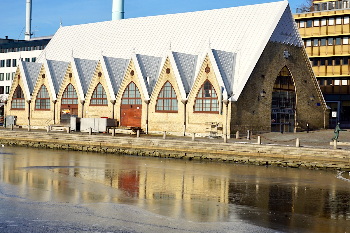 Göteborg_Feskekörka_Fischhalle