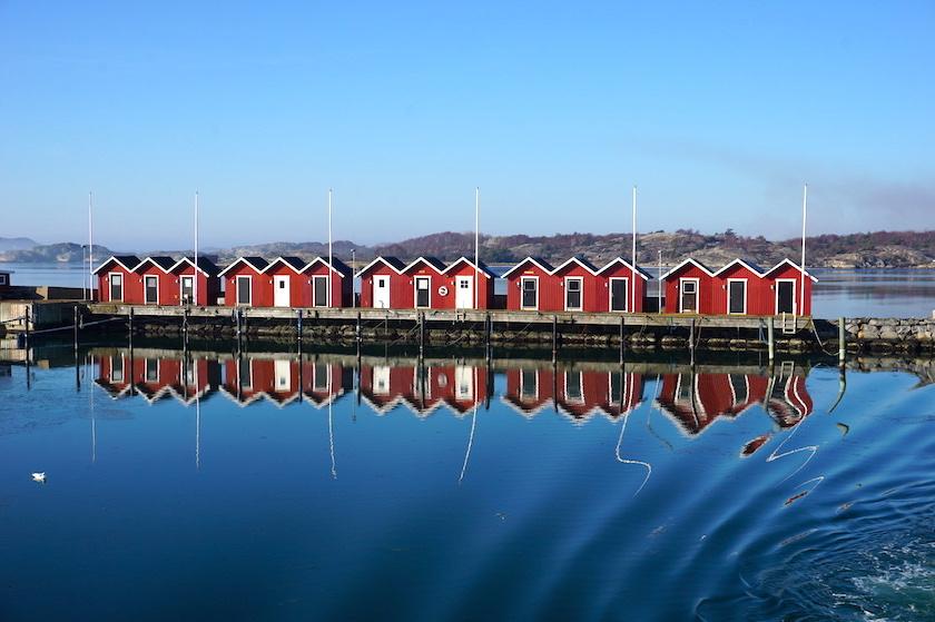 Schäreninsel vor Göteborg