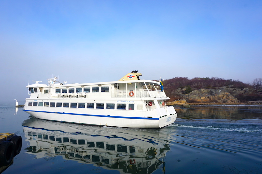 Schärenboote ab Göteborg