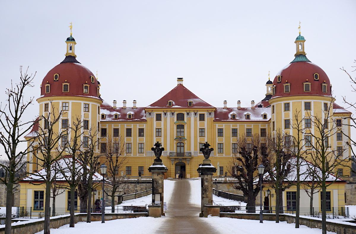 Drei Haselnüsse für Aschenbrödel, Ausstellung Schloss Moritzburg