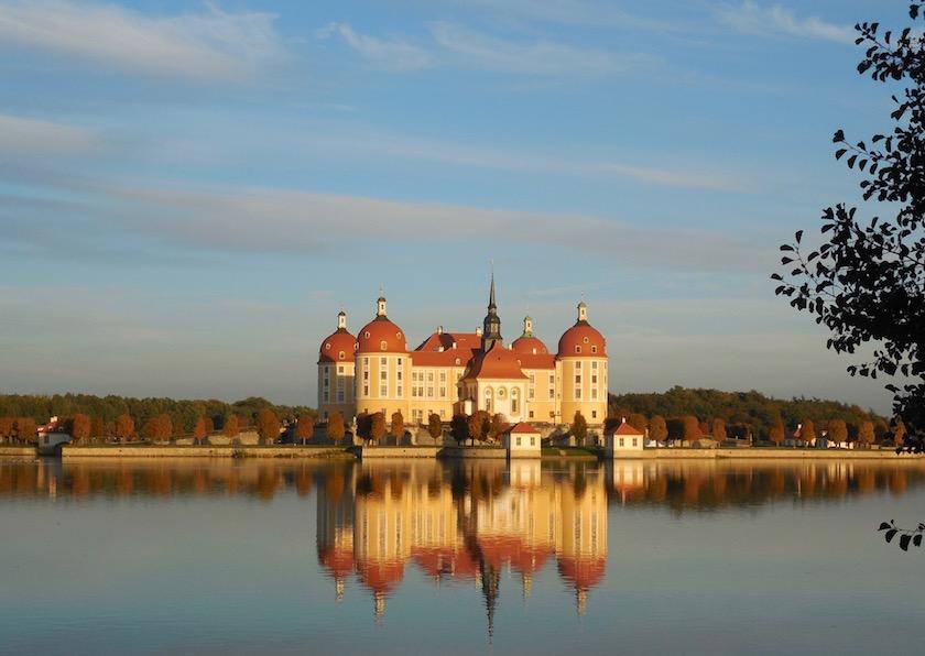 Schloss Moritzburg, Kutschrundfahrt