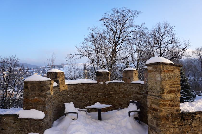 Schloss Purschenstein Erzgebirge