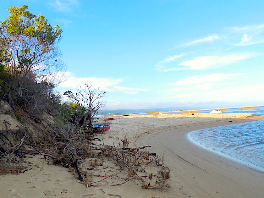 Südafrika Strand Plettenberg