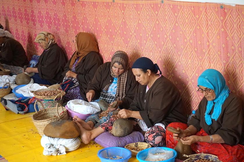 Arganöl Marokko Frauenkooperative