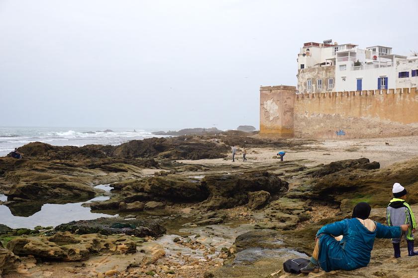 Essaouira Atlantik, Stadtmauer