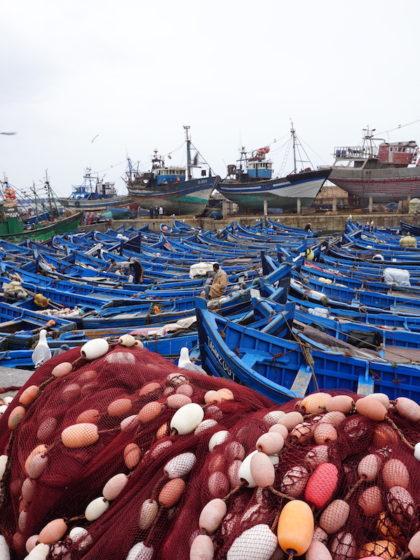 Essaouira Hafen Atlantik