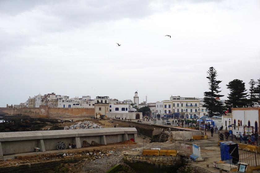 Essaouira, Marokko, Altstadt