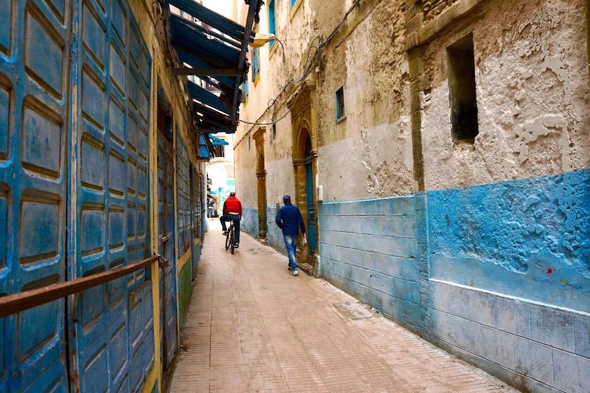 Essaouira Medina, Stadt des Windes