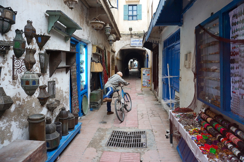 Essaouira, Souk, Marokko