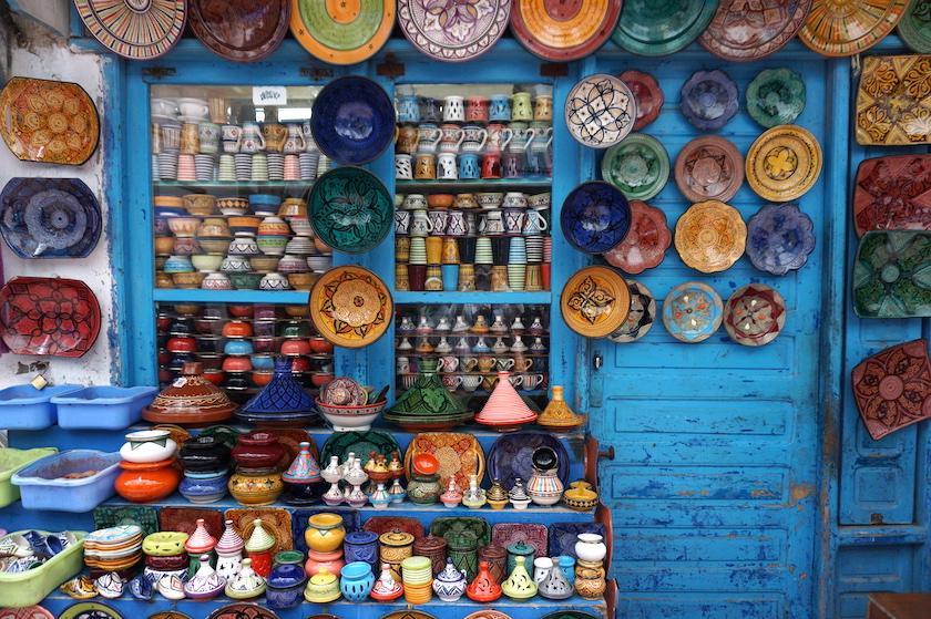 Essaouira Souks, Medina