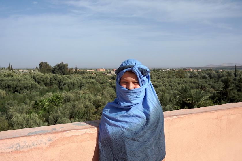 Marrakesch Tagestrip Wanderung Ourika-Tal