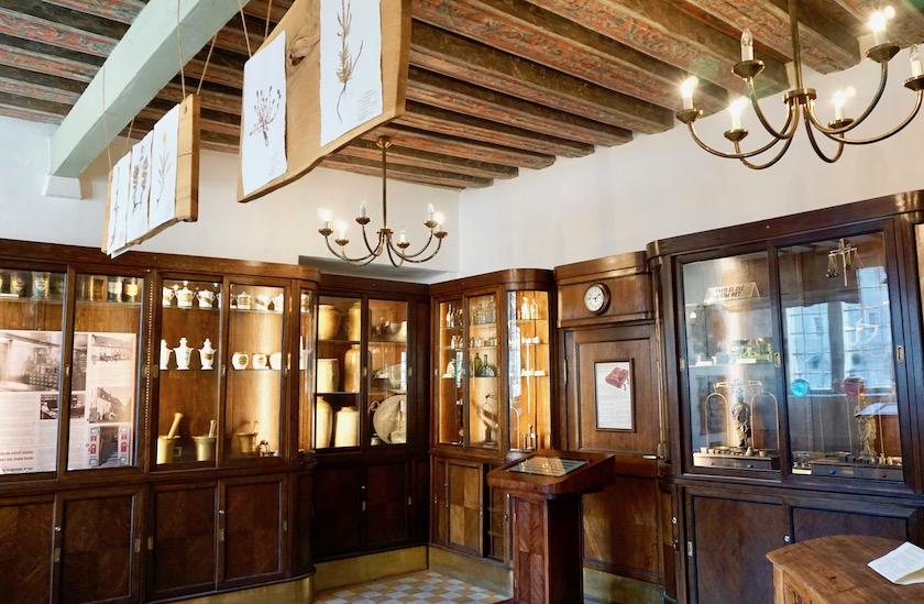 Tallinn, älteste Apotheke Europas