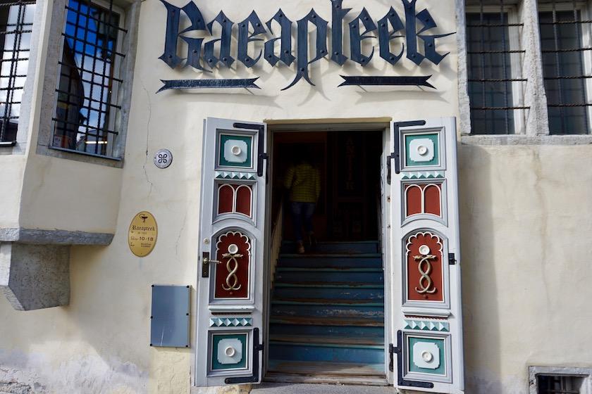 Tallinn älteste Apotheke Europas