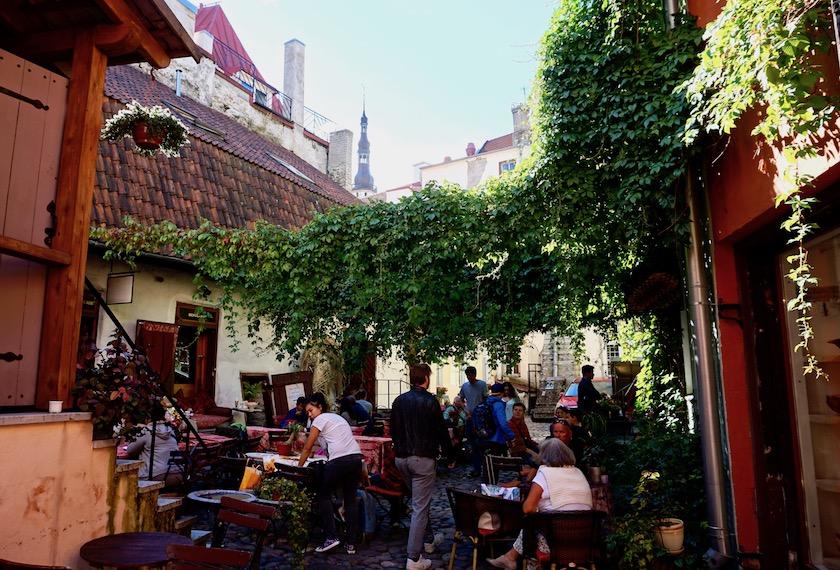 Tallinn Altstadt Cafe
