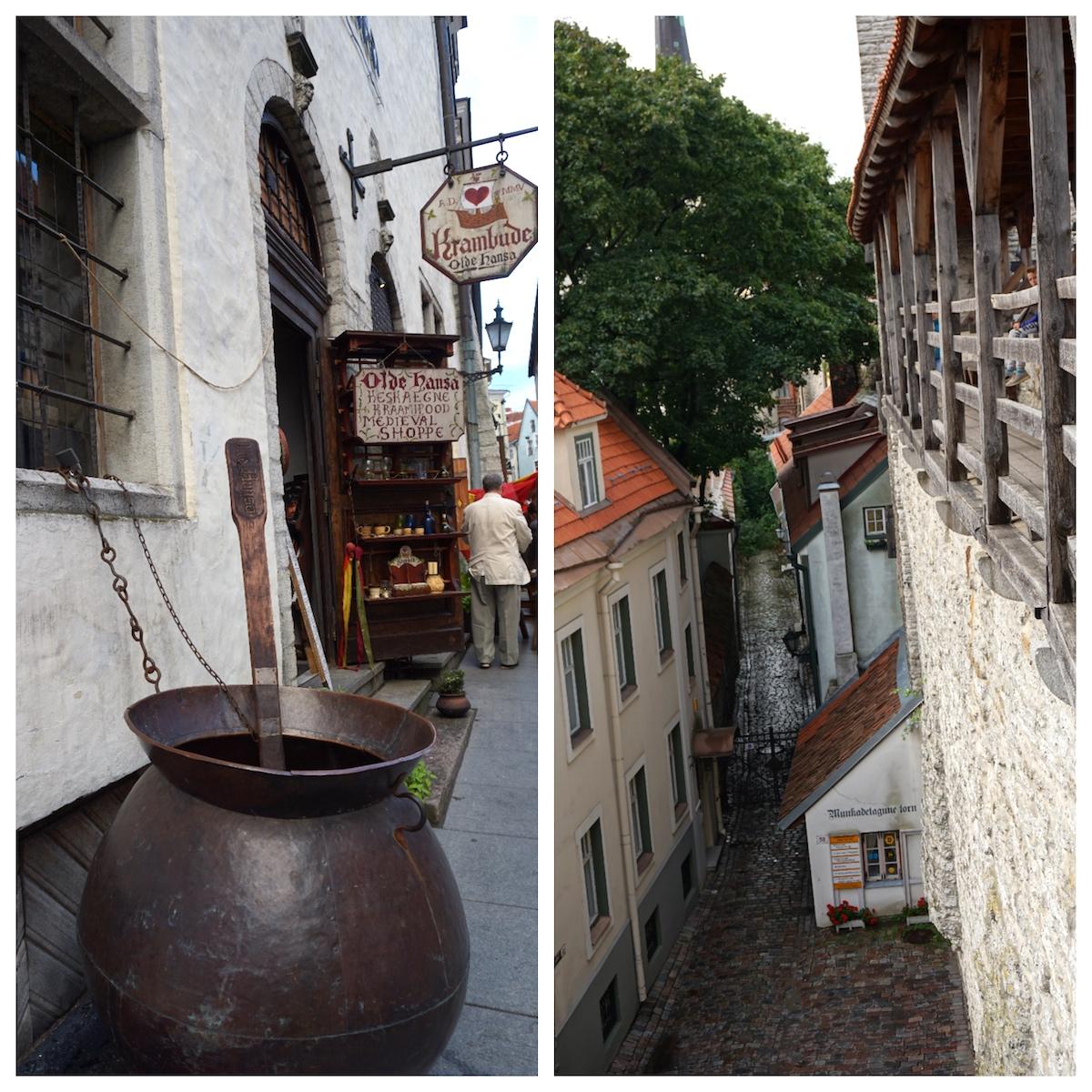 Tallinn Altstadt, Roadtrip Estland