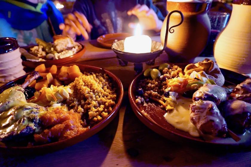 Tallinn Restaurant Olde Hanse