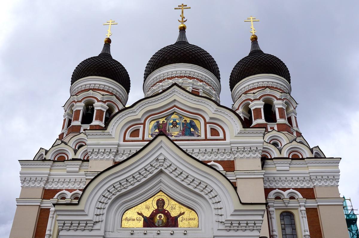 Tallinn Alexander-Newski-Kathedrale