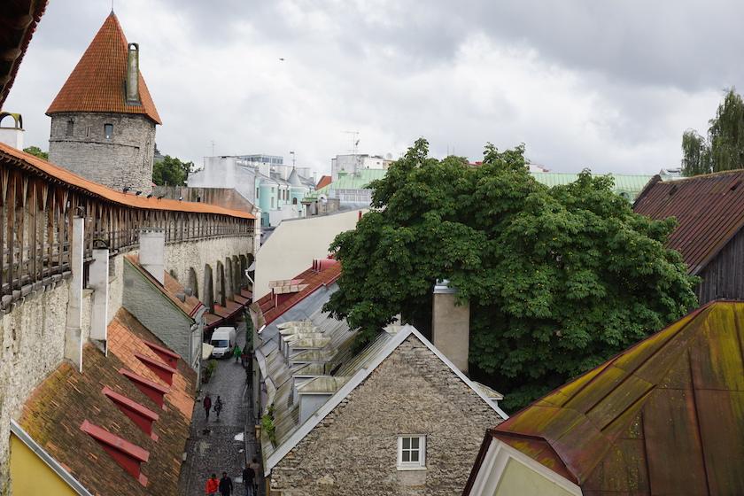 Tallinn Altstadt, Baltikum Roadtrip