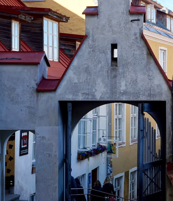 Tallinn Altstadt, Estland