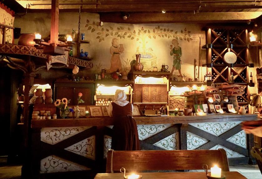 Tallinn Olde Hanse Restaurant