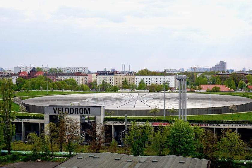 Escape Berlin, Ausblick von der Lounge